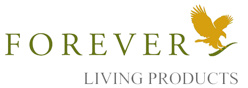 Forever living products logo for the Act Now Shop